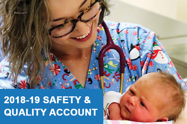 2018-19 Safety and Quality Account